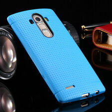 New Soft Rubber TPU Gel Silicon Dot Skin Ultra Slim Case Cover For LG Optimus G4