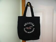 "HOLLISTER SO CAL CLASSIC TOTE BAG BOOK BEACH BAG  "" NAVY OR RED ""  NWT"