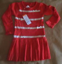 Gymboree Mod About Orange Bow and Pleated Dress  5T NWT
