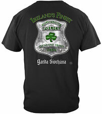 Erazor Bits T-Shirt - Law Enforcement - Ireland's Finest Police - Genuine Irish