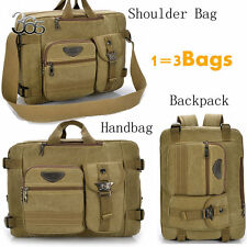 Outdoor Military Army Tactical Camping Hiking Trekking Backpack Shoulder Bag