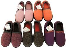 WESENJAK SLIPPER MOCCASINS MOCS BOILED WOOL NWT EURO SIZE 39 (US M7 W8) COLORS