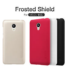 HOT NILLKIN Super Frosted Matte Hard Plastic Phone Back Cover Cases For MEIZU M2