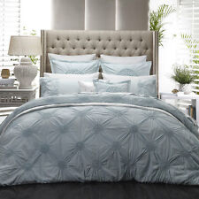 Private Collection TAMSIN SEAFOAM Doona Quilt Cover Set Queen King Super King