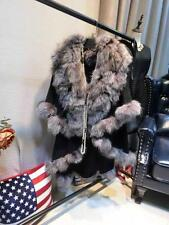 Real Fox fur Shawl poncho stole shrug cape robe tippet amice wrap scarf scarves
