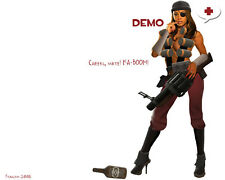 Team Fortress 2 Hot Game Wall Poster 30