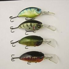 Fishing Floating Crankbait Mid Diver Swimbait 64mm/15g Bass Pike Lure