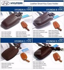 Promotion Natural leather Key Case Holder Cover for KIA 2011 - 2013 Sportage R