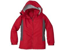 NEW Excelled Misses' 3-in-1 Polar Fleece Jacket  RED   Size Large
