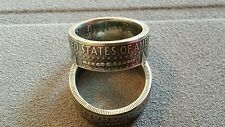 1964 JFK Kennedy Half Dollar Coin Rings 90% Silver U Pick Size 10-13 Antique