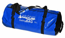 Navyline waterproof Sailing bag with 50, 75 or 100 Litre Volume - Duffle bag