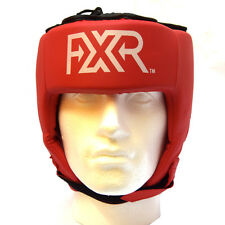 FXR SPORTS HEAD GUARD BOXING MMA MARTIAL ARTS KICK PROTECTION SPARRING MASK