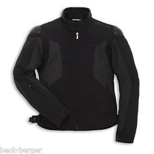 DUCATI Dainese DIAVEL ´14 Tex Jacket Textile Jacket black new