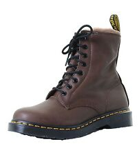 Dr. Martens Ladies Lace-up boots Serena brown