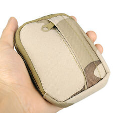 Military Waist Pack Molle Army Coin Purses Utility Outdoor Sports Pouch Bag