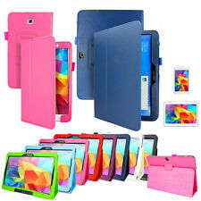 Smart Covers Magnetic Leather Sleep/Wake For Various Samsung Galaxy Tab Tablets