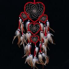 Dream Catcher Net with Feather Wall Hanging Decoration Dreamcatcher Ornament U88