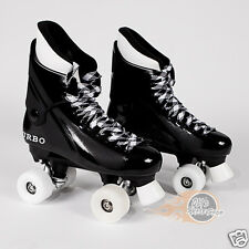 Ventro Pro Turbo Quad Roller Skates, Bauer Style - Street Wheels