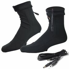 ActiVHeat 12V Far infra-red Heated Sock Liners w/ Controller Options - All sizes