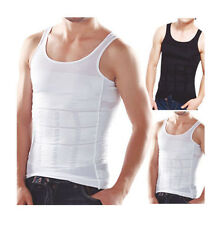 Men's Slimming Body Slim N Lift Shapers Belly Buster Underwear Vest Compression