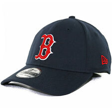 New Era Team Classic 39Thirty Boston Red Sox FlexFit Hat (Navy) Men's MLB Cap