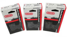 "3 Pack Oregon Semi-Chisel Chainsaw Chain Fits 16"" Dayton Saw FREE Shipping"