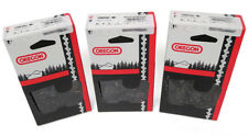 """3 Pack Oregon Semi-Chisel Chainsaw Chain Fits 16"""" Echo Saw FREE Shipping"""