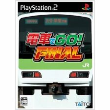 Used PS2 Densha de Go! Final Japan Import