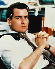 WALL STREET CHARLIE SHEEN PHOTO OR POSTER