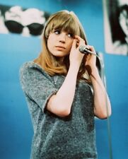 MARIANNE FAITHFULL COLOR HAND IN HAIR 60'S PHOTO OR POSTER
