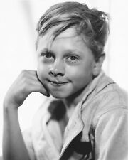 MICKEY ROONEY VERY YOUNG PUBLICITY B&W PHOTO OR POSTER