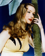 VERONICA LAKE SEXY COLOR STUNNING PHOTO OR POSTER
