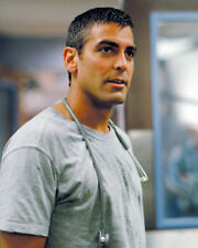GEORGE CLOONEY COLOR E.R. IN SCRUBS PHOTO OR POSTER