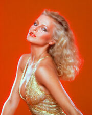 CHERYL LADD STUNNING GLAMOUR POSE COLOR PHOTO OR POSTER