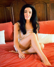 LINDA CRISTAL SEXY LEGGY ULTRA RARE COLOR PHOTO OR POSTER