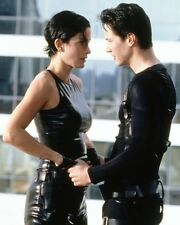 THE MATRIX KEANU REEVES CARRIE-ANNE MOSS PHOTO OR POSTER