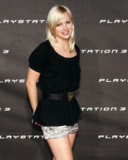 ANNA FARIS CANDID SMILING PORTRAIT PHOTO OR POSTER