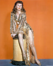BARBARA STANWYCK LEGGY GLAMOUR PORTRAIT PHOTO OR POSTER