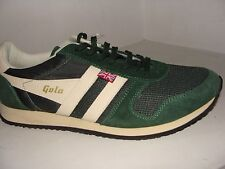*** Gola Made in England Pacer Men's Trainer Running Shoes *** Size 9 U.S.
