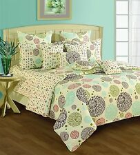 New Twin/Queen/King Size Bed Sheet/Comforter/Duvet Cover/Pillow Set/ Bed In Bag