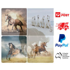 Horse Polar Fleece Throw Blanket 127x152cm Soft & Cosy - 5 Designs, You Choose!