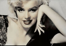 "Marilyn Monroe Canvas Print Art Marilyn Monroe Wall Deco  36"" x 24"" Printing"
