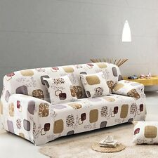 Stretch Elastic Sofa Couch Slipcover Chair Loveseat Couch Seat Cover Washable