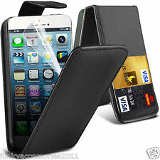 Top Flip✔Quality PU Leather✔Phone Case Cover✔Clear Film LCD Screen Protector