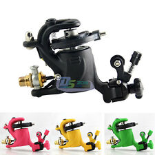 Pro Swashdrive Rotary Liner Shader Tattoo Machine Gun W/ RCA Connector Supplies