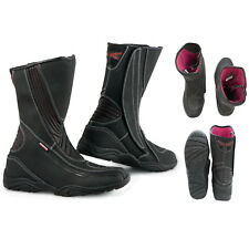Boots Motorbike Scooters and City Motorcycles Touring Waterproof Leather