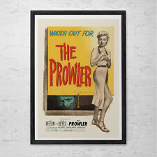CLASSIC MOVIE POSTER -  The Prowler Movie Poster -  High Quality Reproduction -