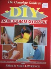 THE COMPLETE GUIDE TO DIY, LAWRENCE MIKE, Used; Good Book