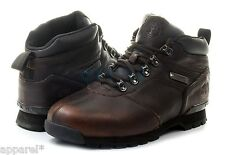 Timberland Split Rock Hiker 2 Boots Dark Brown Leather 7 8 9 10 11 12.5 Mens