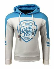 Subliminal Mode - Sweat Shirt à Capuche Homme Hoodie Mode SB-9604 Pull Hooded